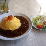 Butter - ランチ(ふわふわタマゴのオムカレー)
