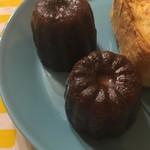 ひらみぱん - カヌレ二種
