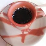 ビストロ備前 - コーヒー