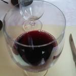 ビストロ備前 - グラスワイン 赤