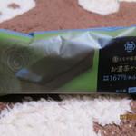 82236145 - ・お濃茶ケーキ  ¥180(税込)