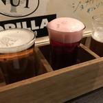 Beer House Hobbit - 飲み比べセットもある