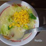 スガキヤ - 料理写真:香味野菜ラーメン