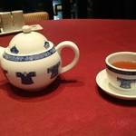謝朋殿 - ドリンク写真:このお茶が美味しい。家でも飲んでます。