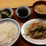 倉敷よしおか食堂 - 料理写真: