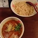らーめん 津志 - 魚介辛味噌つけ麺