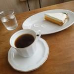 カフェ青砥 - 料理写真:カフェ青砥さんののんびりとしたひと時