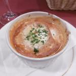 レストラン クレール - スープ