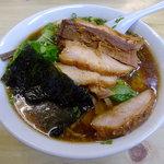 味の大西 - 料理写真:チャーシューワンタンメン(1050円)