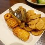 ダオフー - 前菜ビュッフェ①
