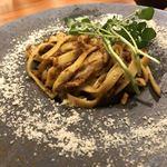 梅田肉料理 きゅうろく - 鉄板で仕上げるボロネーゼ