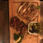 シュラスコとチーズダッカルビのお店 ミルザ -