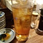 回転寿司 ぱさーる - ウーロンハイ