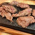 やっぱりステーキ - カットステーキ 200g ¥1,000