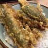 豊野丼 - 料理写真:いわし天丼