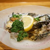 日本料理里乃や - 料理写真:殻付牡蠣