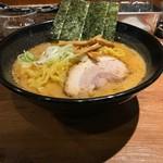北海道らーめん 奏 - 【みそらーめん…830円】2018/2