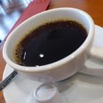 いずもカフェ - ホットコーヒー(300円)