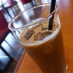 いずもカフェ - アイスコーヒー(300円)