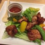 八吉 - 鶏の唐揚げ