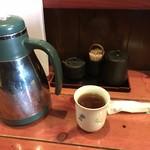 むちゃく - お茶と紙おしぼり