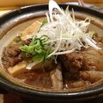 82255834 - 牛すじ豆腐