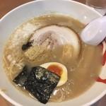 82255987 - 豚醤麺 (650円 → 325円) こってり
