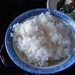 キッチンあべ - 小ライス