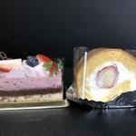 パティスリー ノッポ - ケーキ2種