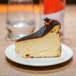 Txiki Plaka - ブラックチーズケーキ