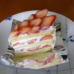 82256872 - ショートケーキ