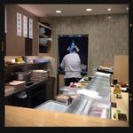 築地寿司清 - 店内