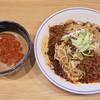 さんしょの木 - 料理写真:「つけ坦々麺」(900円)