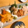 魚がし寿司 - 料理写真:貝盛り