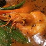スープカレーlavi - 海老