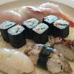 82259892 - お好み寿司ランチ(税抜き950円)