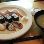 82259900 - お好み寿司ランチ