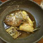 あぶら坊主 - 天然真鯛。あぶら坊主(和歌山市)食彩品館.jp撮影
