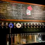 リパブリュー - この日のビールリスト