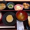 道の駅かつらぎ - 料理写真:4種類のおばんざいが選べるお得な定食  810円♬  2回目