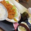 食堂 ときわ - 料理写真:林SPFロースカツ定食(1,000円)2018年3月