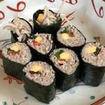 82261050 - 蕎麦寿司