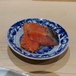 鮨 はしもと - 鱒の介