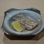 鮨 はしもと - 焼き太刀魚