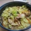 忍者うどん - 料理写真:あっさりちゃんぽん
