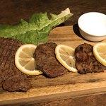 WOODSHED - 厚切り牛タン塩レモン