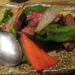 柳華 - 青椒牛肉