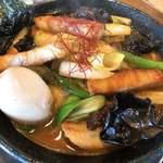 麺や 幡 - 料理写真:ネギ辛ラーメン