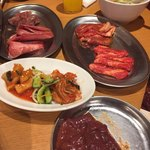 横浜焼肉食堂 -
