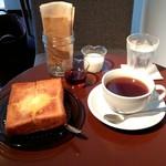 82268565 - ホットコーヒー。